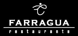 Letras y logotipo restaurante Farragua